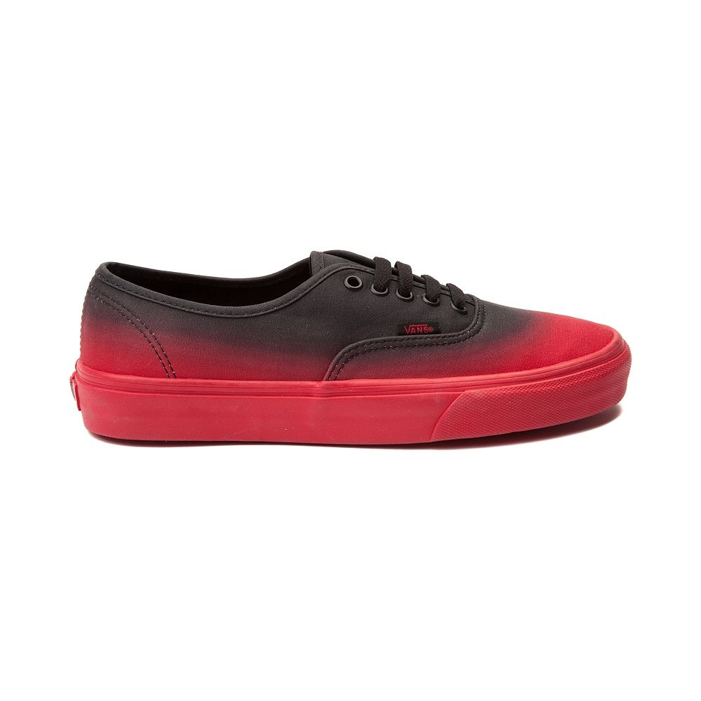 vans authentic faded skate shoe
