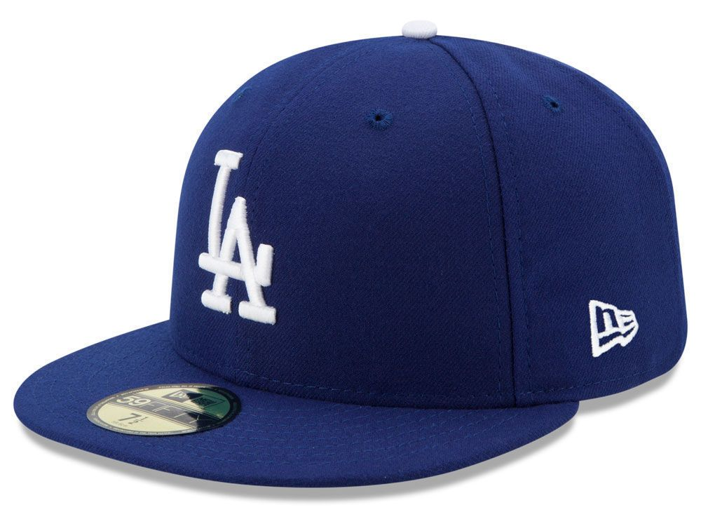 buy online 6654b c2817 Los Angeles Dodgers Fitted