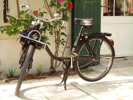 Velosolex 1010 von 1958