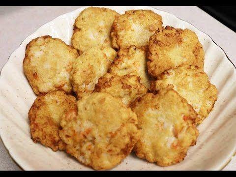 Tortitas de Camaron Comida de Cuaresma Ami Estilo - YouTube