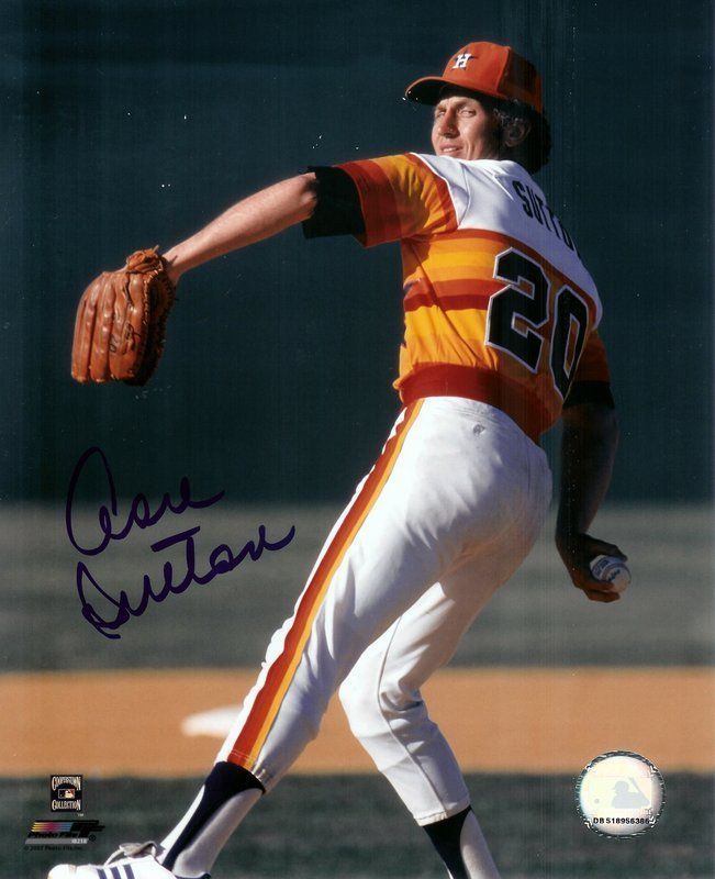 3fa57a59628 AAA Sports Memorabilia LLC - Don Sutton Houston Astros MLB Hand Signed 8x10  Photograph