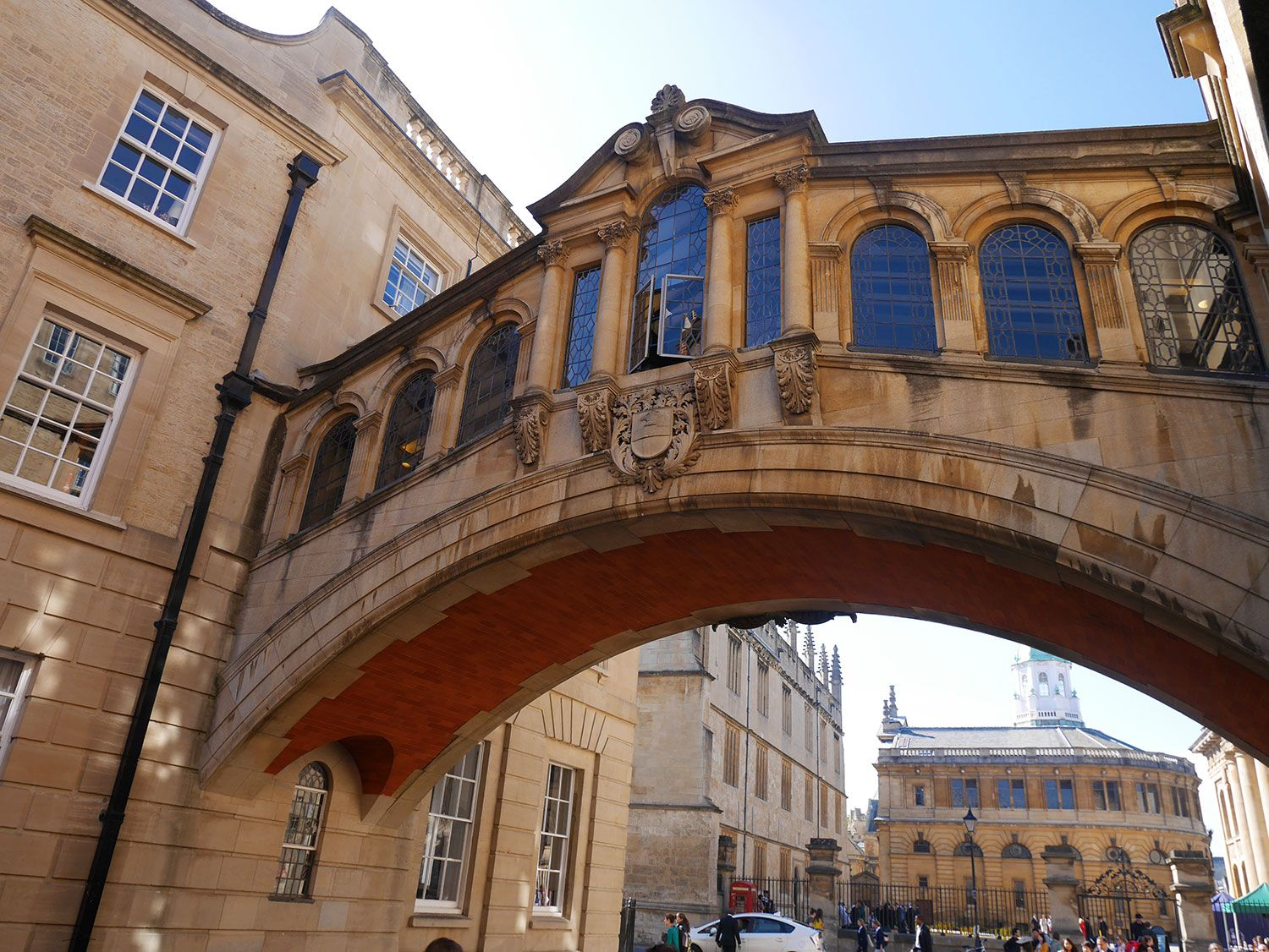Bridge of Sighs, Oxford day trip