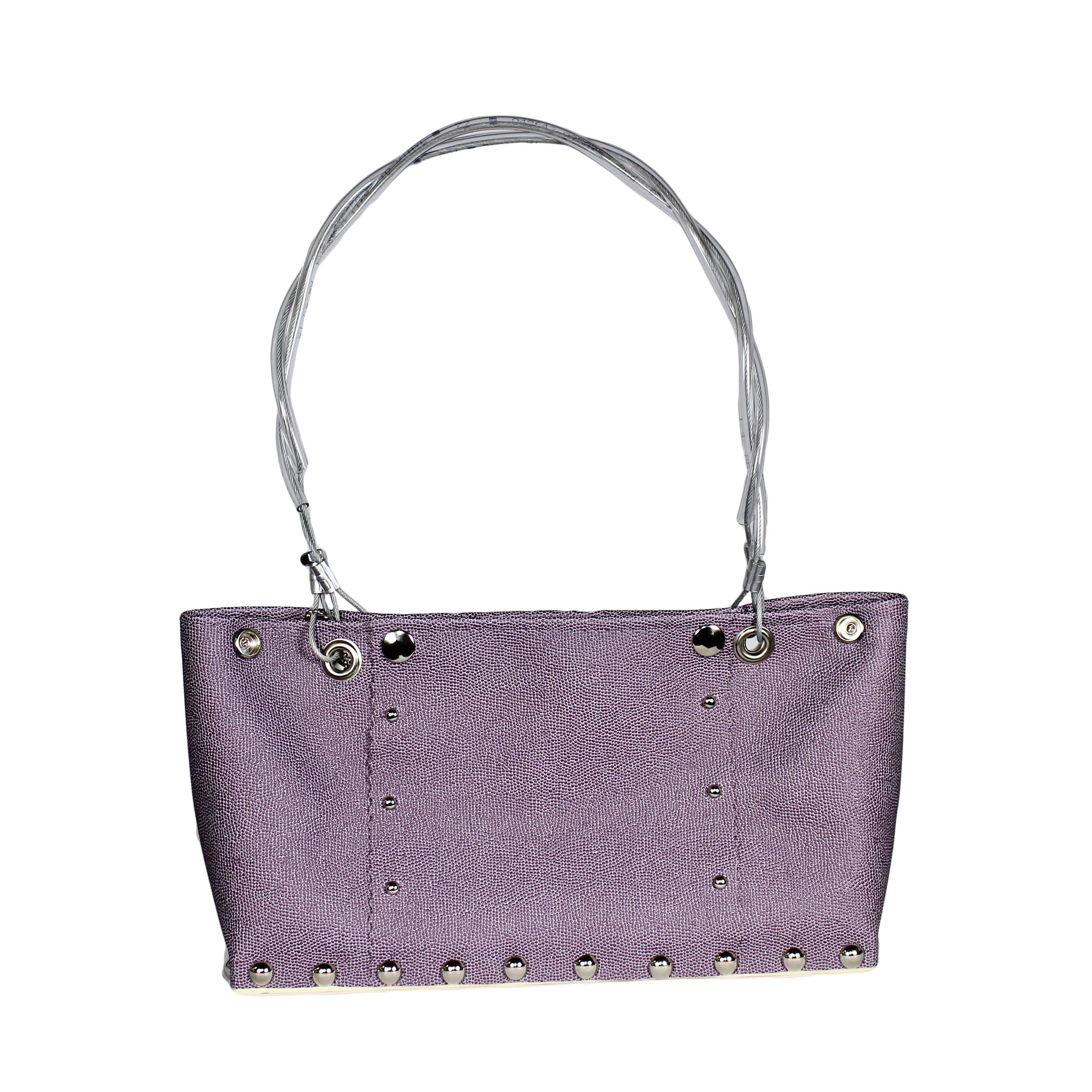Shorty Bag In Lavender By Hardwear By Renee Products