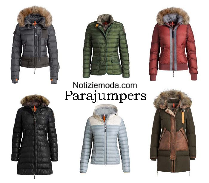 sale retailer 9f0d7 205ab Piumini Parajumpers autunno inverno 2016 2017 donna | Moda ...