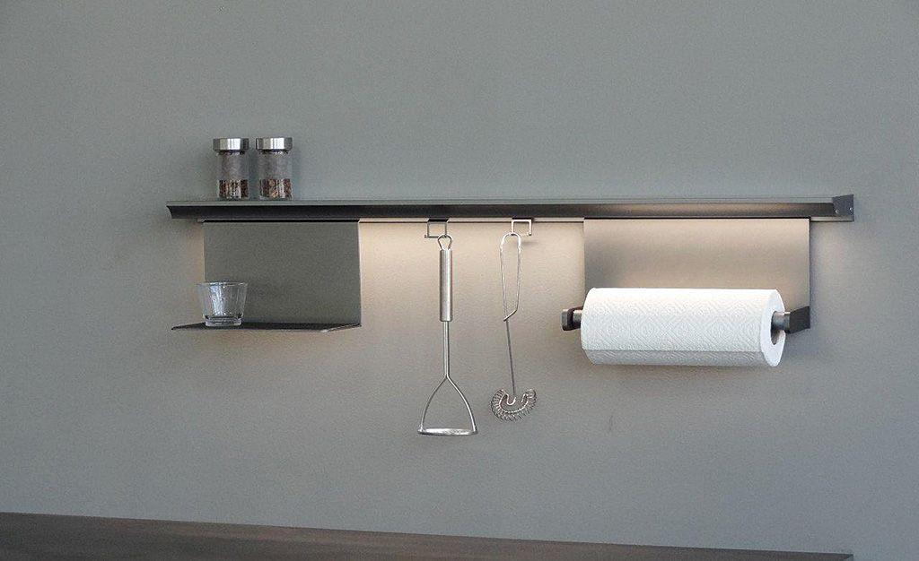 Miro Komplett Set-2 mit LED Küche modern Pinterest Power led