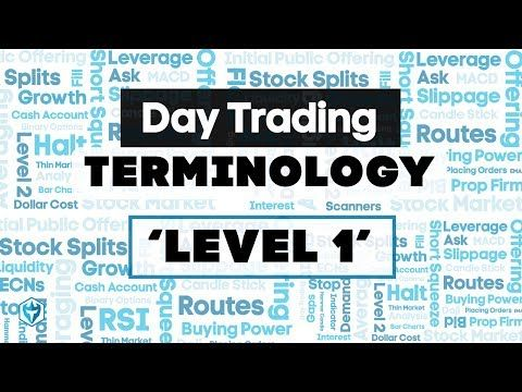 Options market trading definition