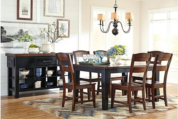 Ashley Furniture   dining   Pinterest