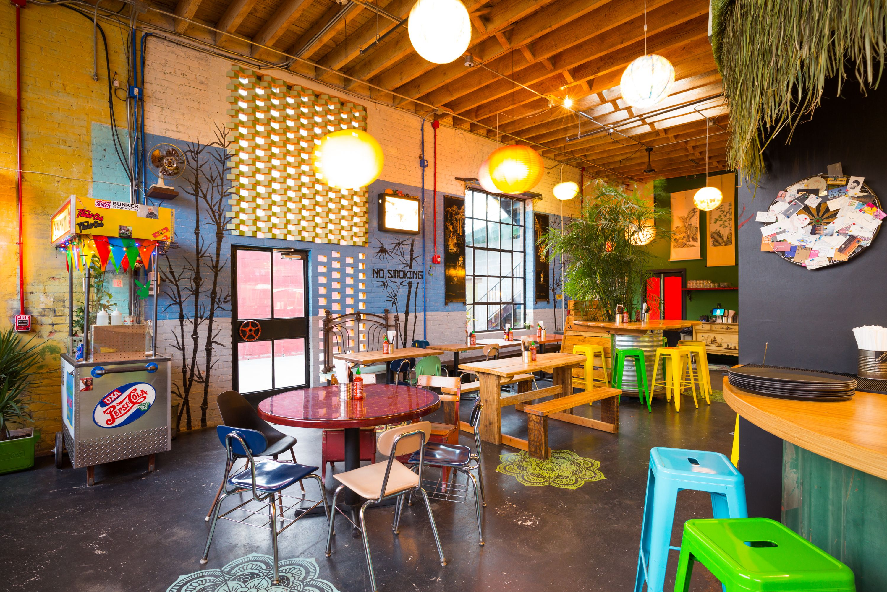 A look at the new bunker jimmy tus ambitious bushwick