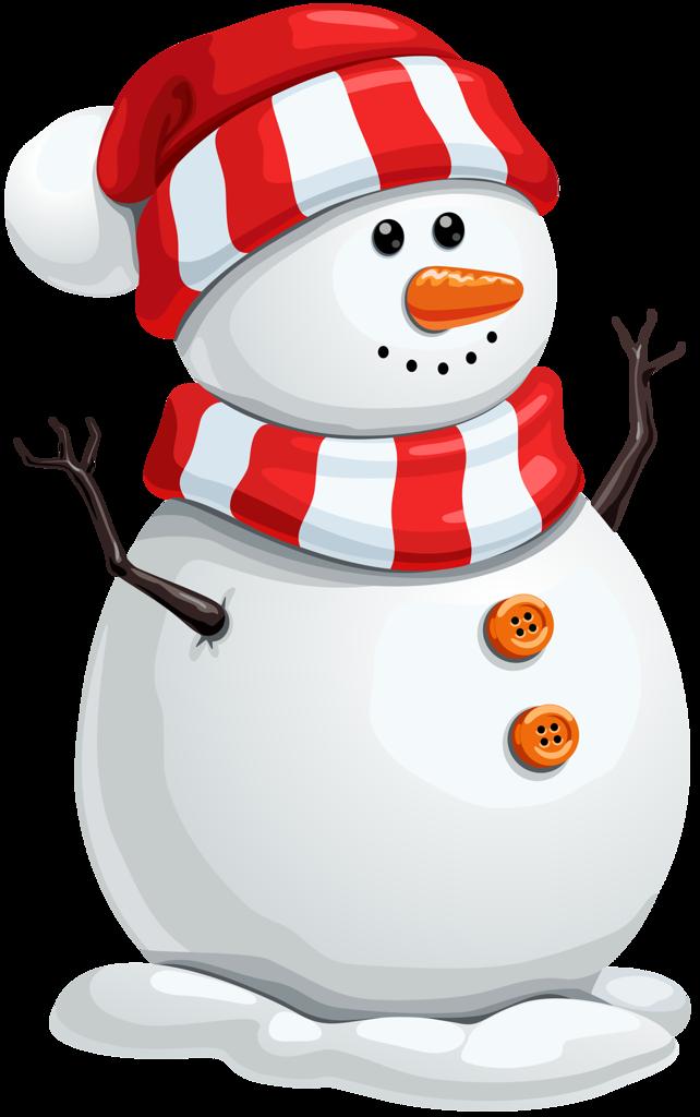Снеговики | Clipart | Snowman clipart, Christmas snowman и ...