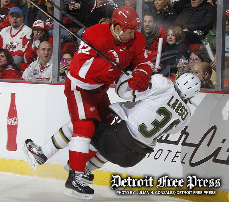 Freep Sports on Detroit red wings, Detroit free press