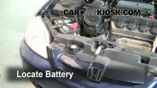 Checking The Coolant Fluid In Honda Civic Honda Civic Ex Honda Civic Honda