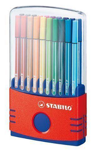 Stabilo Pens Desk Set