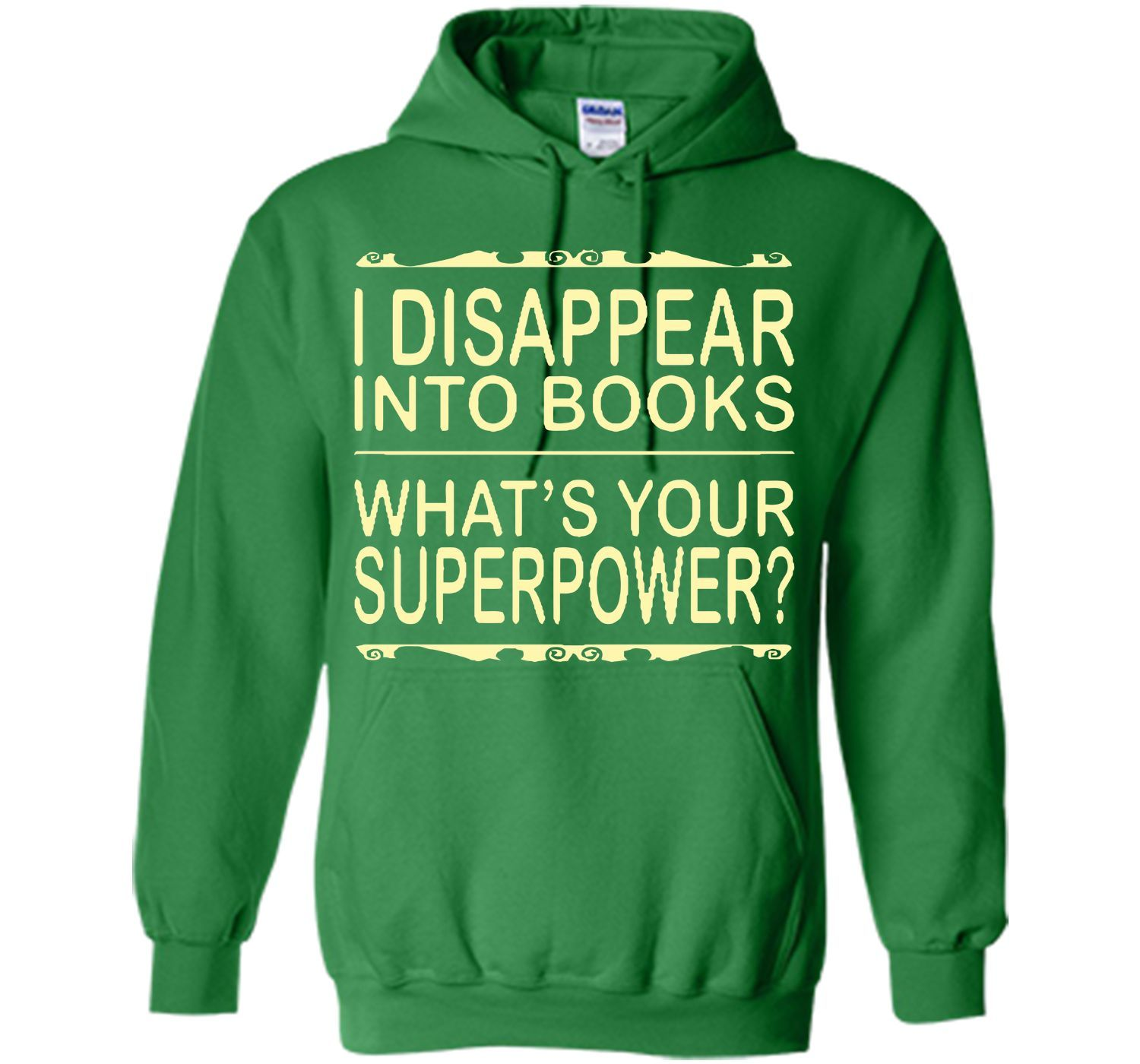 Disappear into books T-shirt T-Shirt