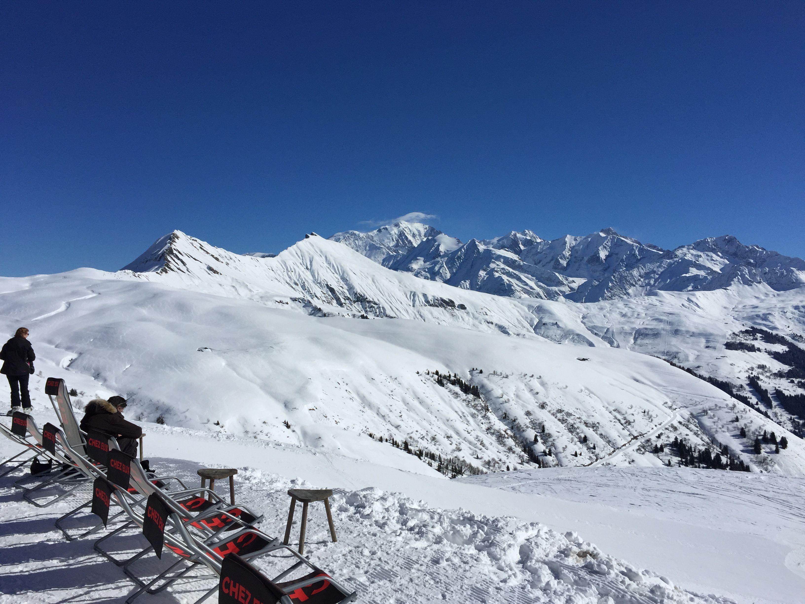 Dagje Les Saisies Er Is Een Schitterende Nieuwe Stoeltjeslift Voor De Verbinding Naar Praz Sur Arly Niet Alleen Een Goede Verbindin Haute Savoie Rhone Voyage