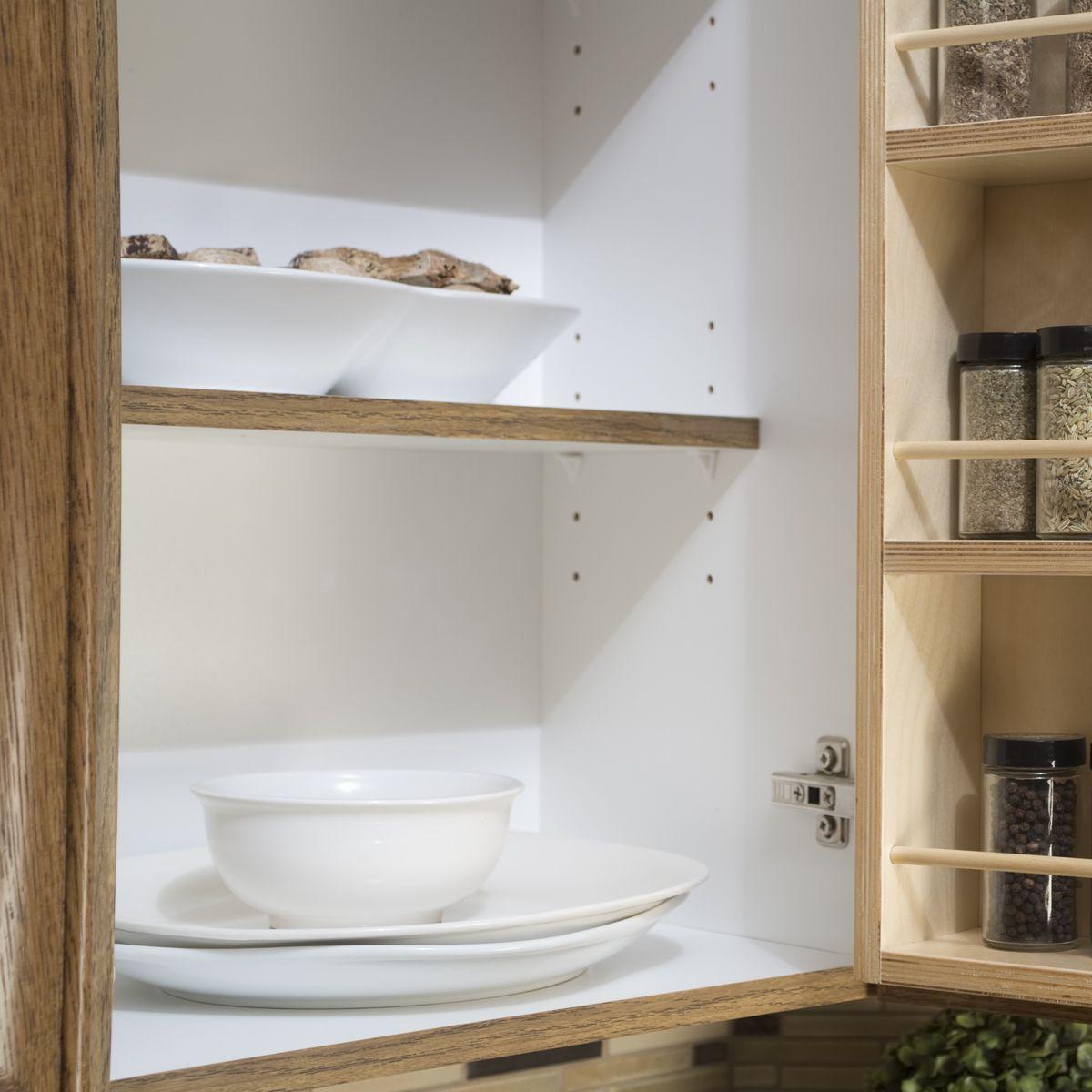 Image result for melamine inside kitchen cabinets   kitchen ...