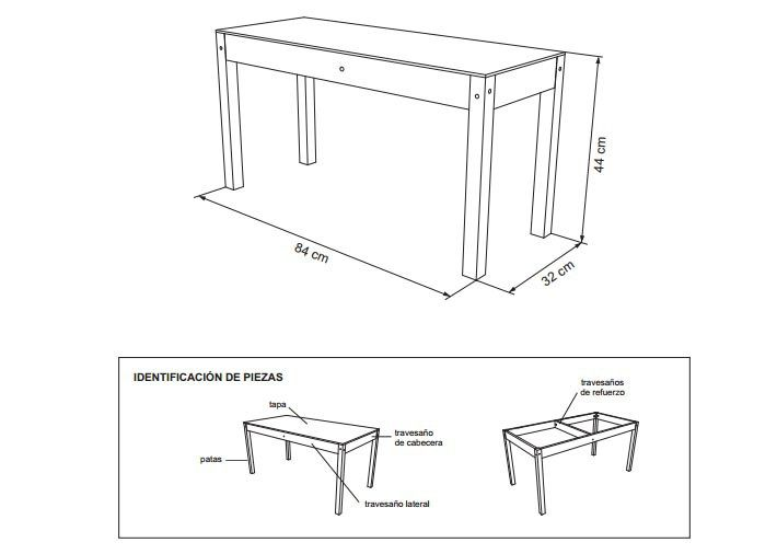 Planos para construir muebles de madera pinterest for Planos muebles madera