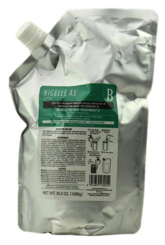 Nigelle AX Hair Treatment B  353 oz  refill >>> Click affiliate link Amazon.com on image to review more details.