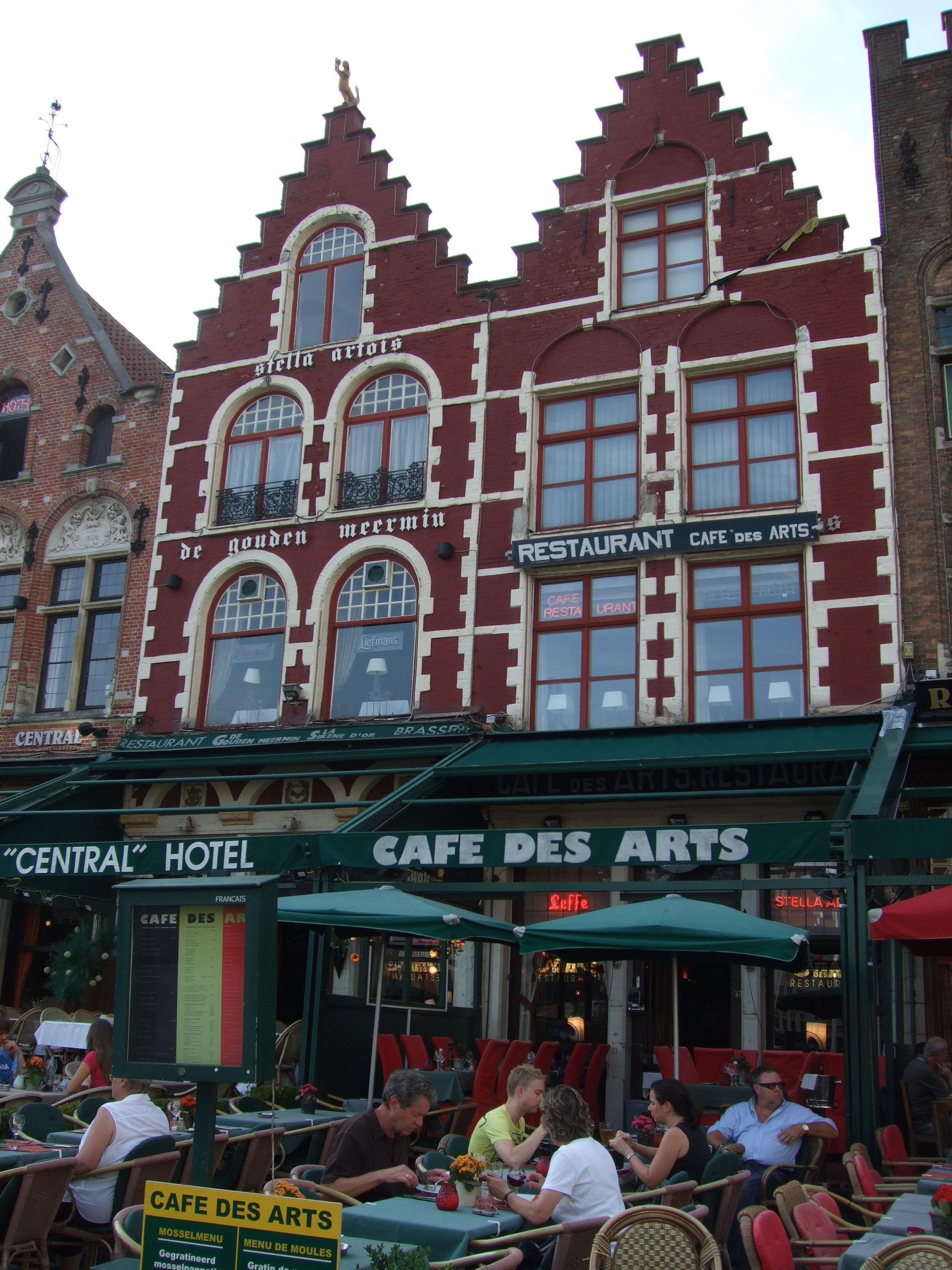 Brugge Belgium Little Gingerbread Houses