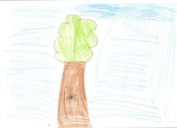 Disegno Di Un Bambino : Test dellalbero di karl koch per interpretare la personalità test