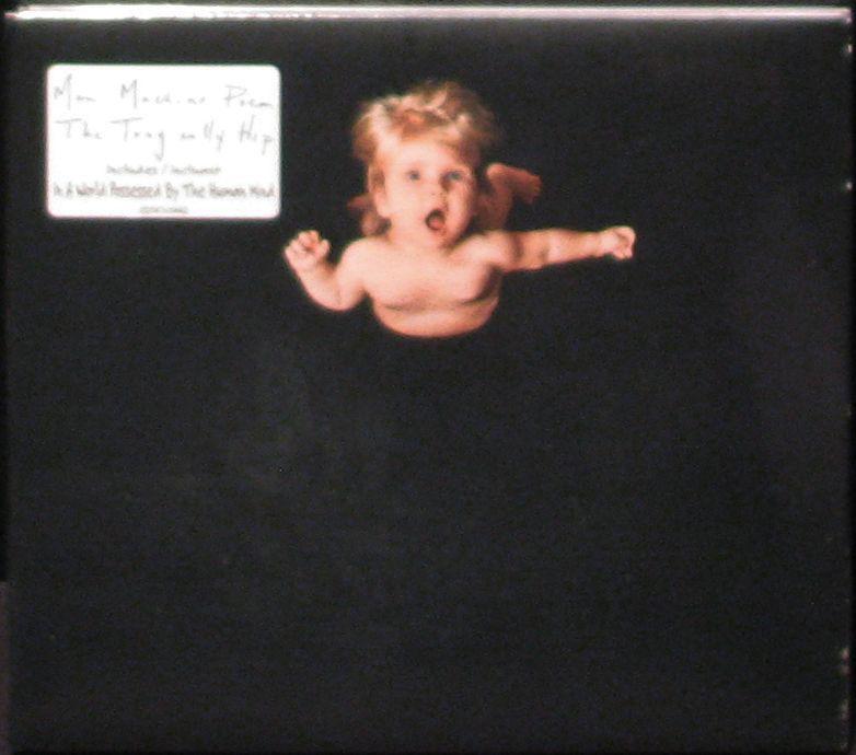 Northern Volume - The Tragically Hip - Man Machine Poem (Audio CD), $16.95 (http://www.northernvolume.com/the-tragically-hip-man-machine-poem-audio-cd/)