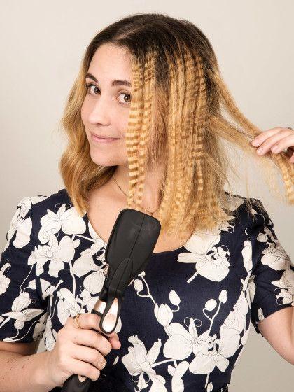 Paris Hilton Bringt Fur Lidl Eine Haarstyle Kollektion Raus Wir Haben Sie Getestet Haar Styling Produkte Haar Styling Paris Hilton