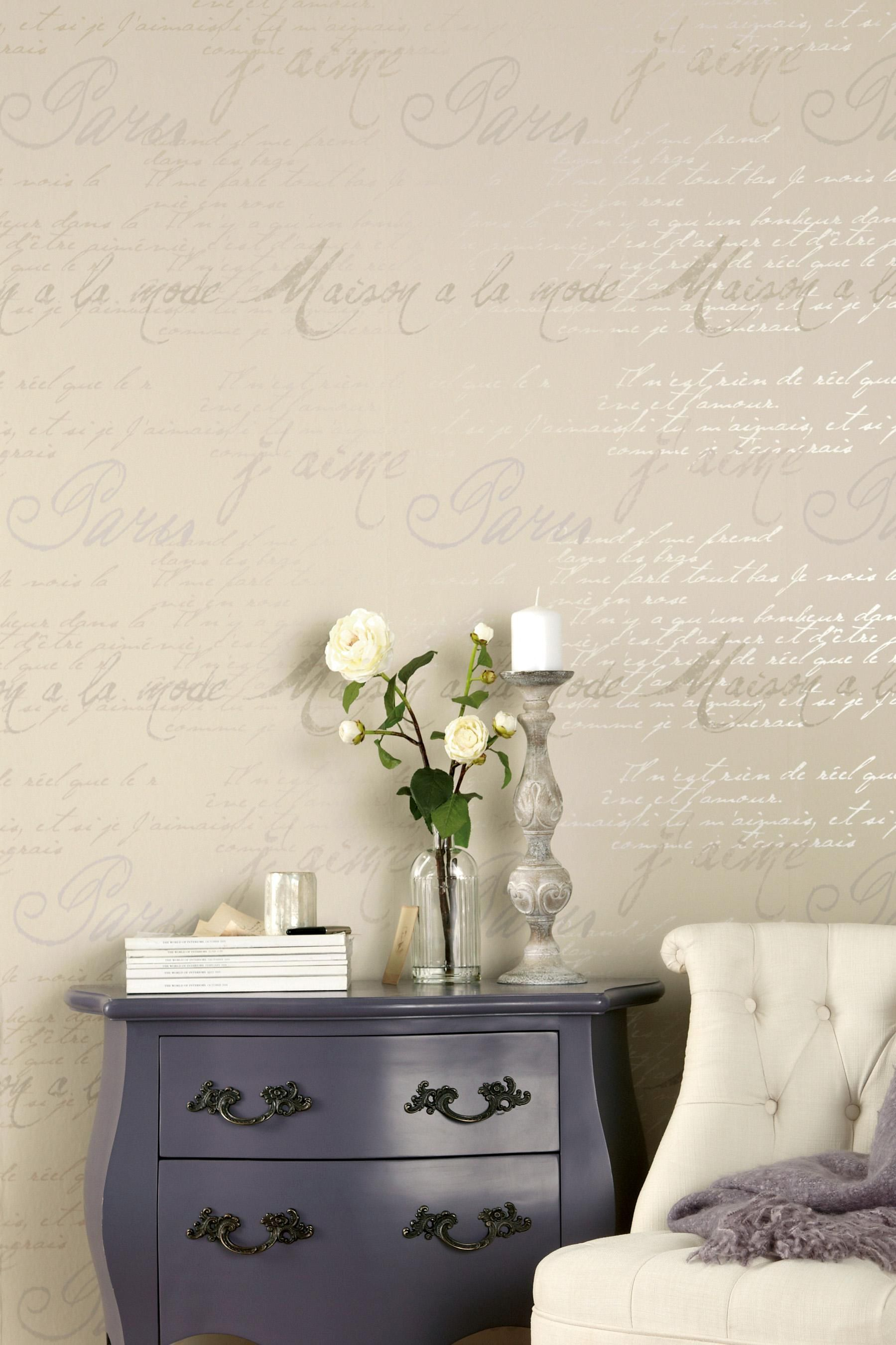 Best Buy French Script Wallpaper From The Next Uk Online Shop 640 x 480