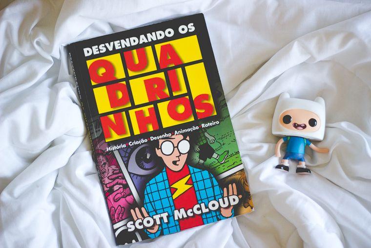 Desvendando os quadrinhos - Scott McCloud