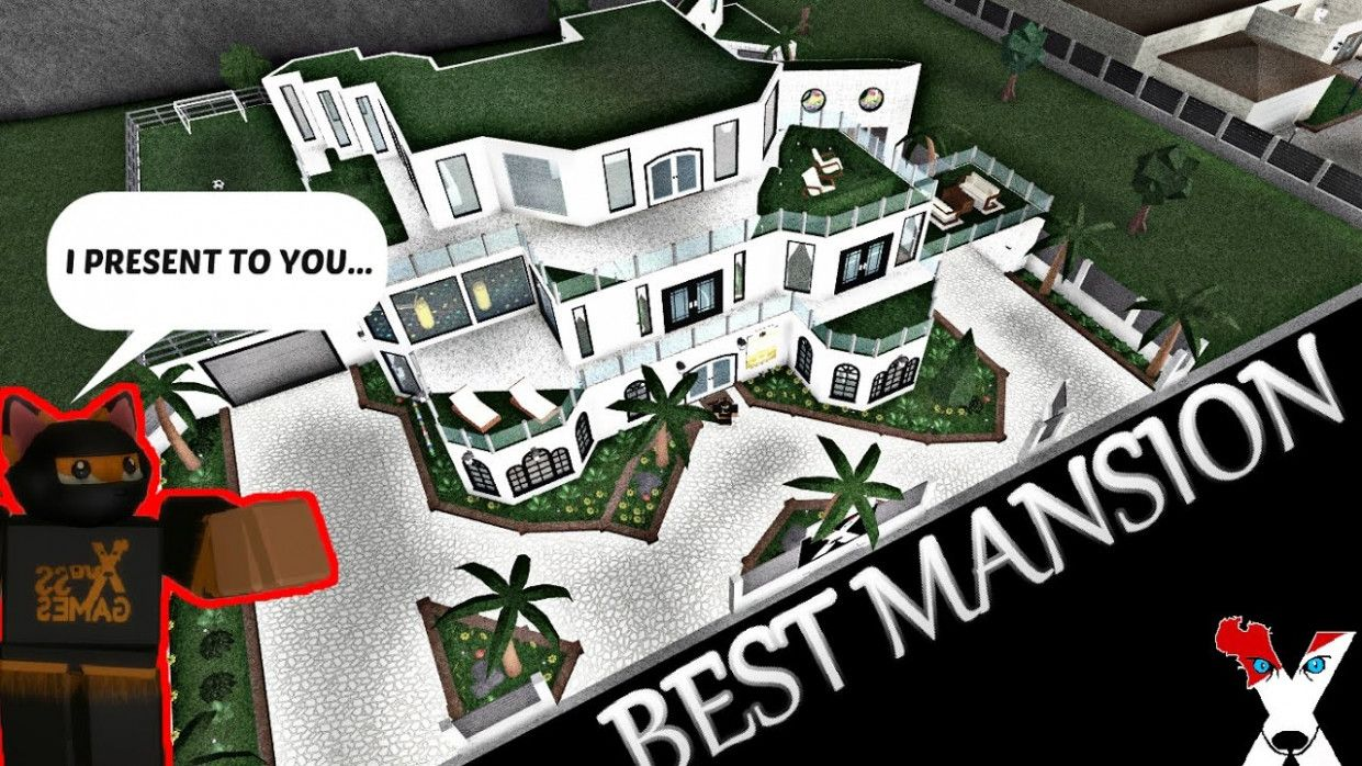 Roblox Bloxburg Idees De In 2020 Big Mansions Japanese House