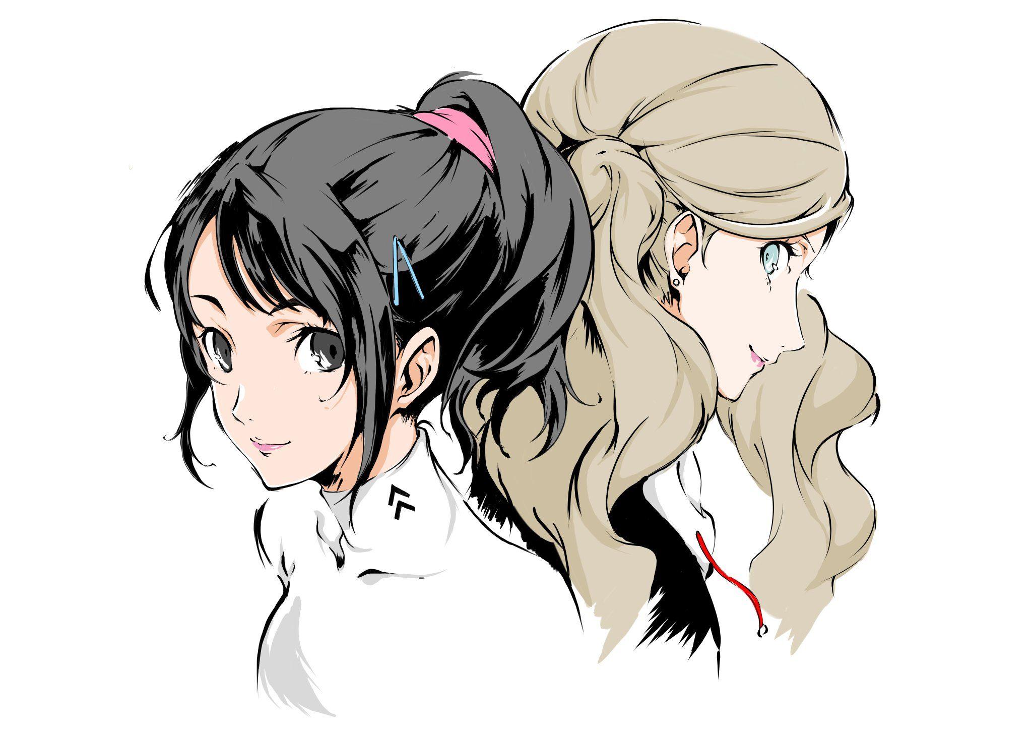 ちくわ on Persona 5, Persona, Story characters