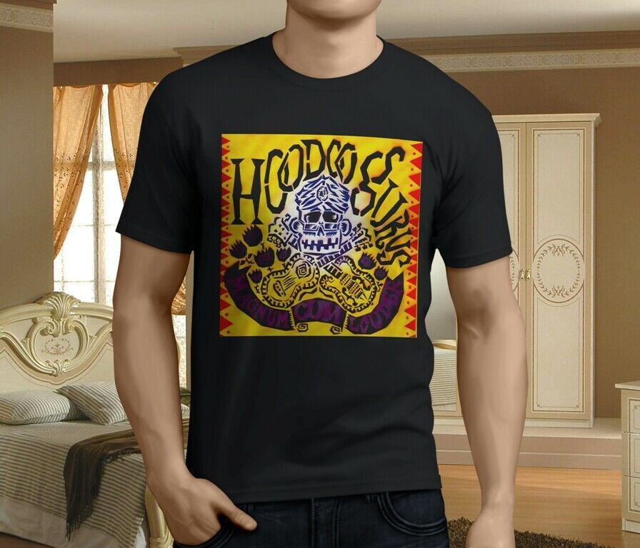 Hoodoo Gurus Custom T-Shirt T Shirt Men/'s