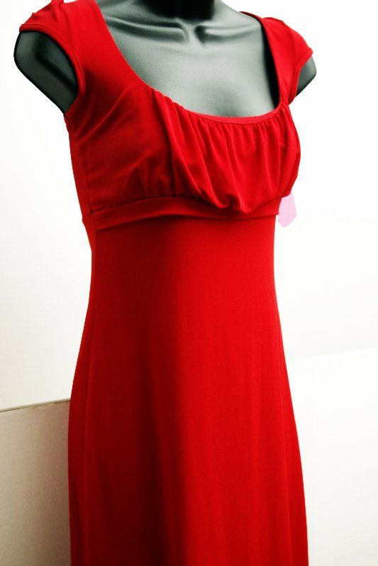 Size S - Tempted Hearts Red Dress - New with tags    Price:  $13.00 at www.shopthebox.biz