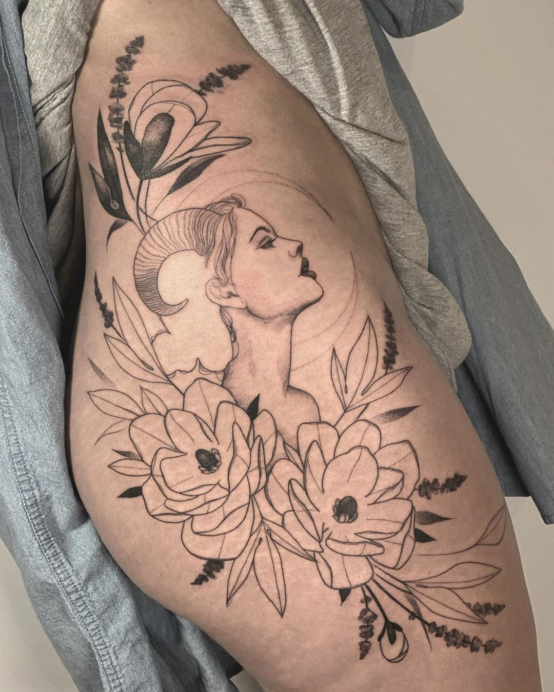 Jawn kota tattoo artist on instagram started this