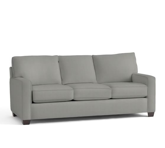 """Buchanan Square Arm Upholstered Deluxe Sleeper Sofa 