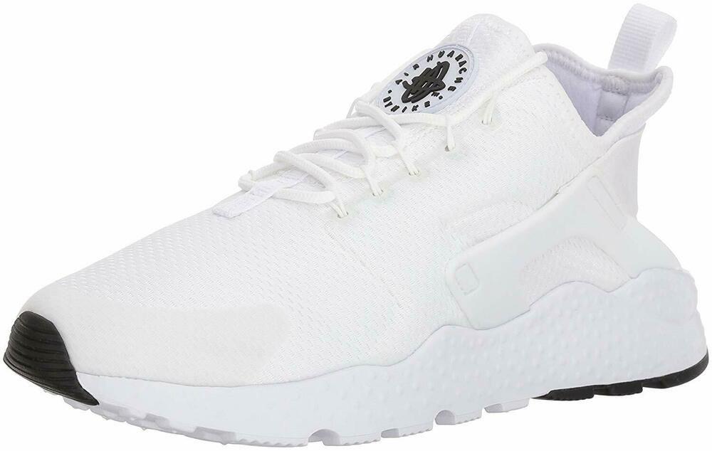 Chaleco Fangoso esposa  Nike Womens Air Huarache Run Ultra Low Top White/White-white-black Size 8.0  TS - Nike Airs #nike #nikeairs #sportsh… | Huarache run, Air huarache, Nike  air huarache