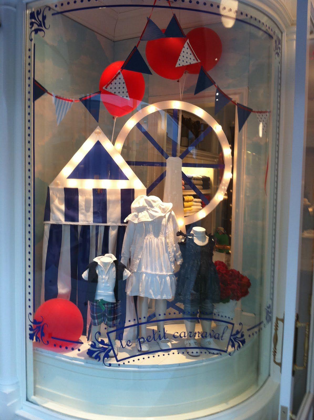 Window display vm store interior kids visual for Window design visual merchandising