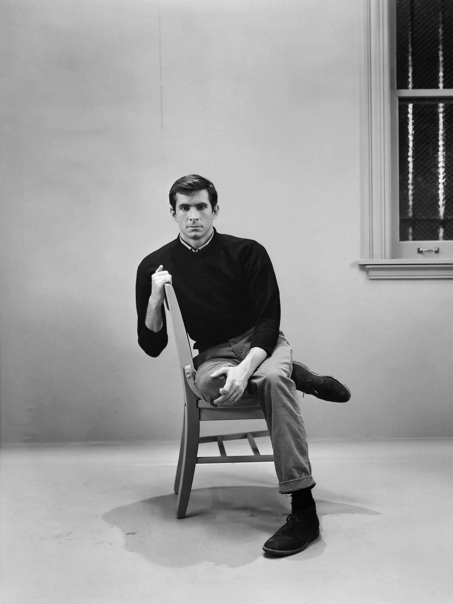 Psycho killers, qu'est-ce que c'est? (Anthony Perkins and ...
