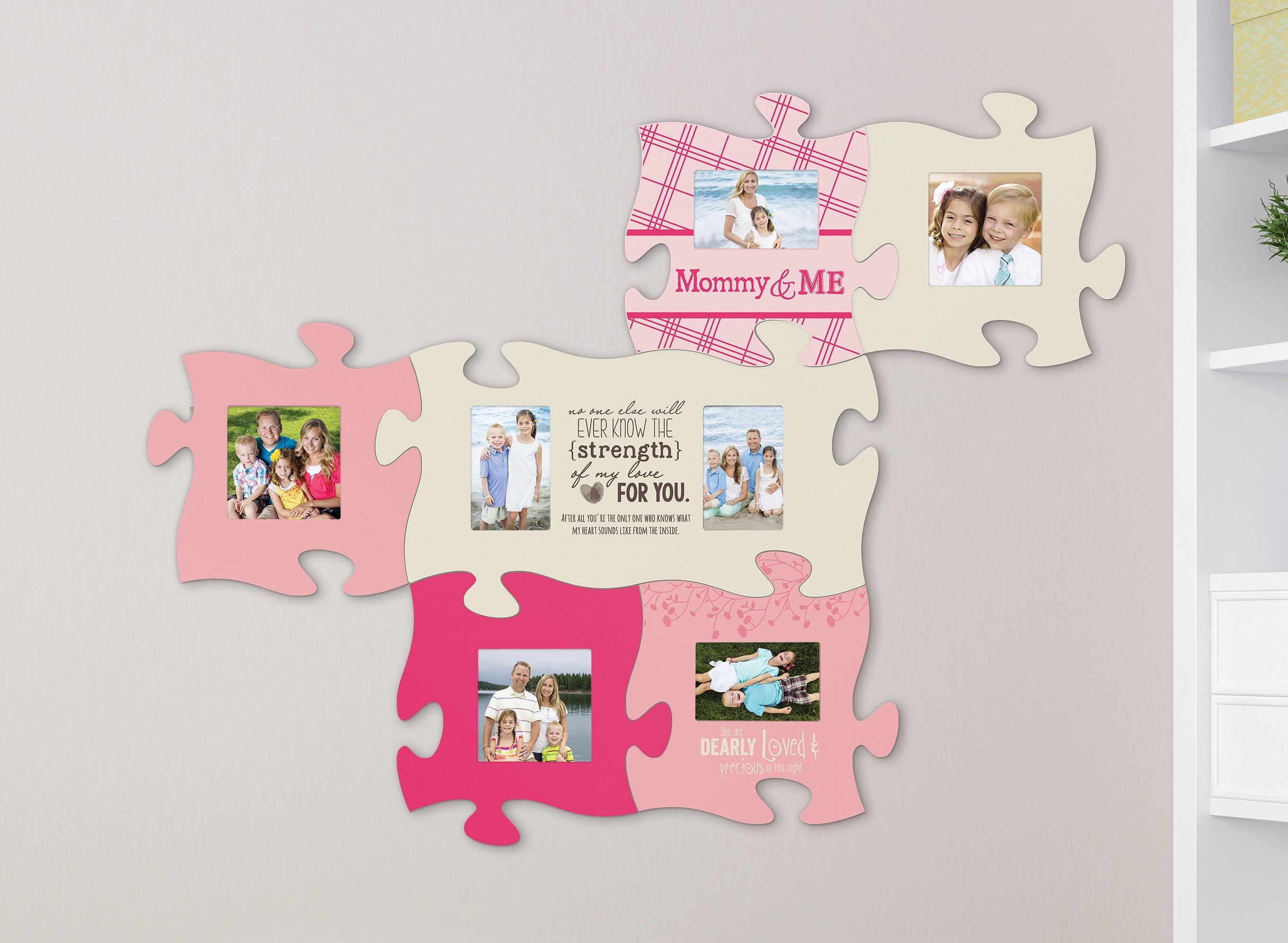 Puzzle Piece Your Family And Friends Together With This Wall Art