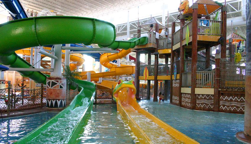 Kalahari Resorts Kalahari Resorts Indoor Waterpark Kalahari Resort Poconos
