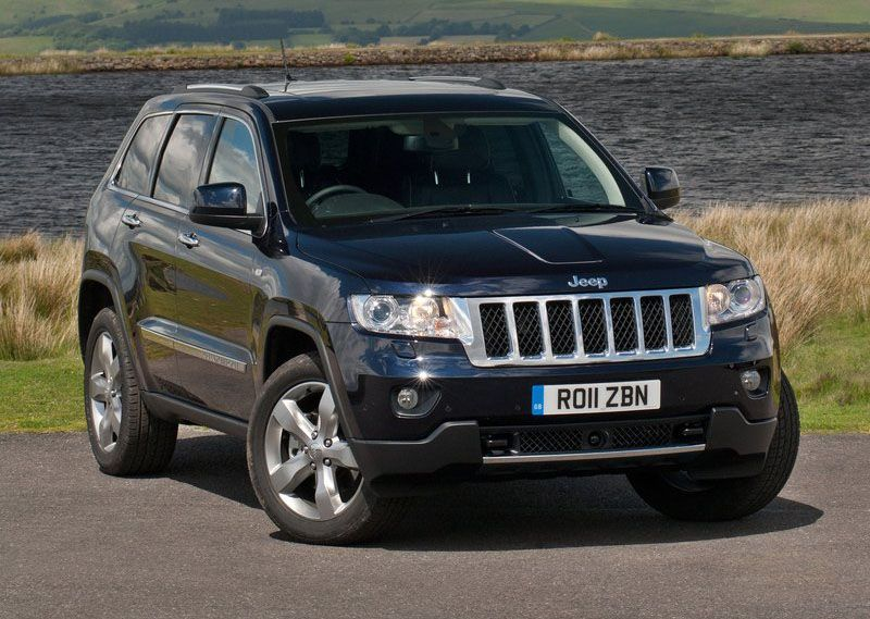 2011 Jeep Grand Cherokee Uk Version 2011 Jeep Grand Cherokee Uk