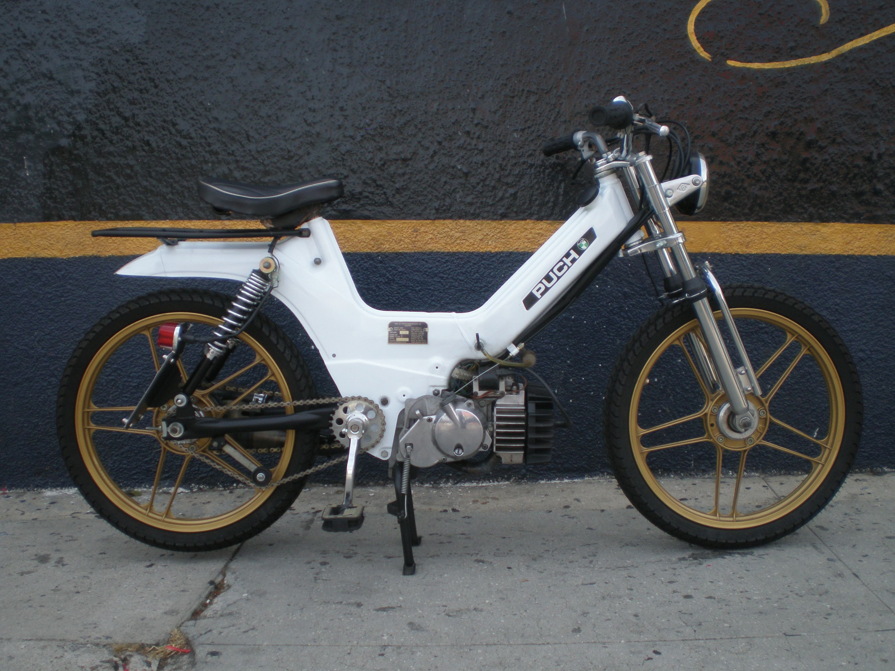 Puch Maxi Mod - I'm not far from this myself