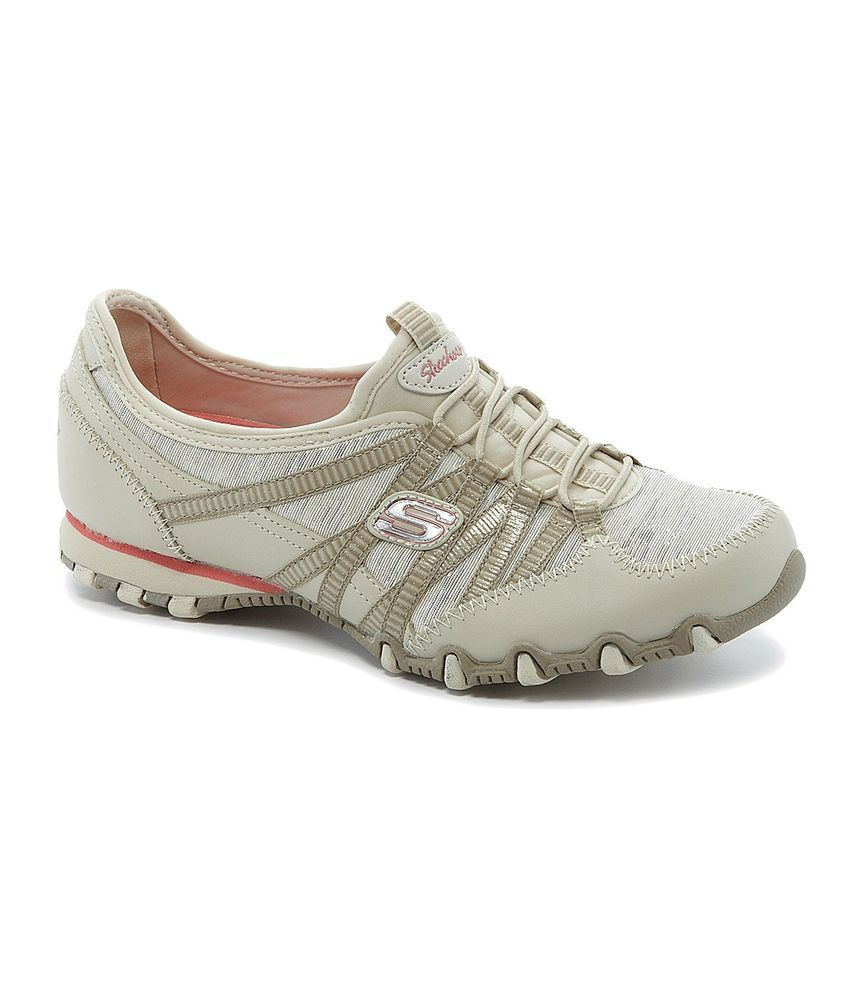 Skechers Bikers Sparkling Slip On Shoes women's sizes 6 6.5 7 7.5 8 8.5 9  10 NEW