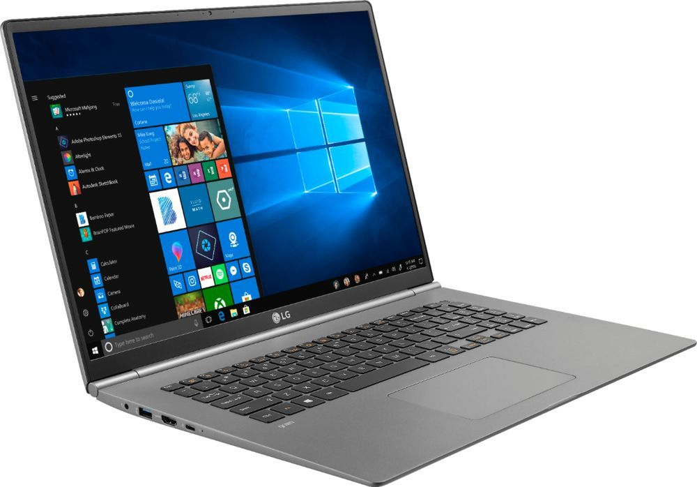 "LG gram 17"" Laptop Intel Core i7 16GB Memory 512GB Solid"