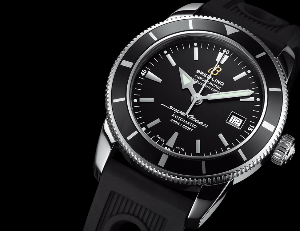 Breitling SuperOcean Heritage  42mm - Ρολόγια Replica