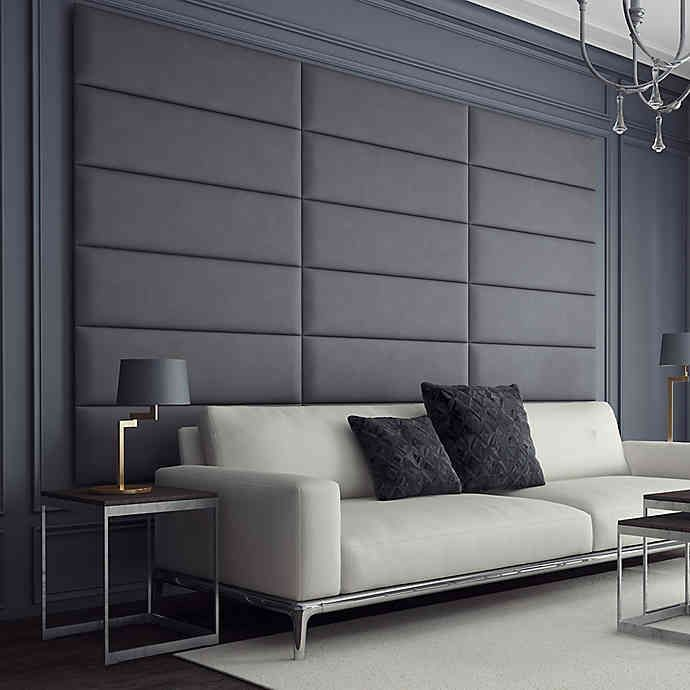 wall paneling ideas upholstered walls upholstered wall on wall panels id=91831