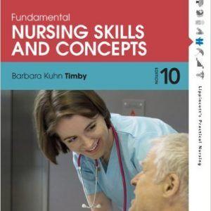 Test bank fundamental nursing skills and concept 10th edition by test bank fundamental nursing skills and concept 10th edition by timby fandeluxe Images
