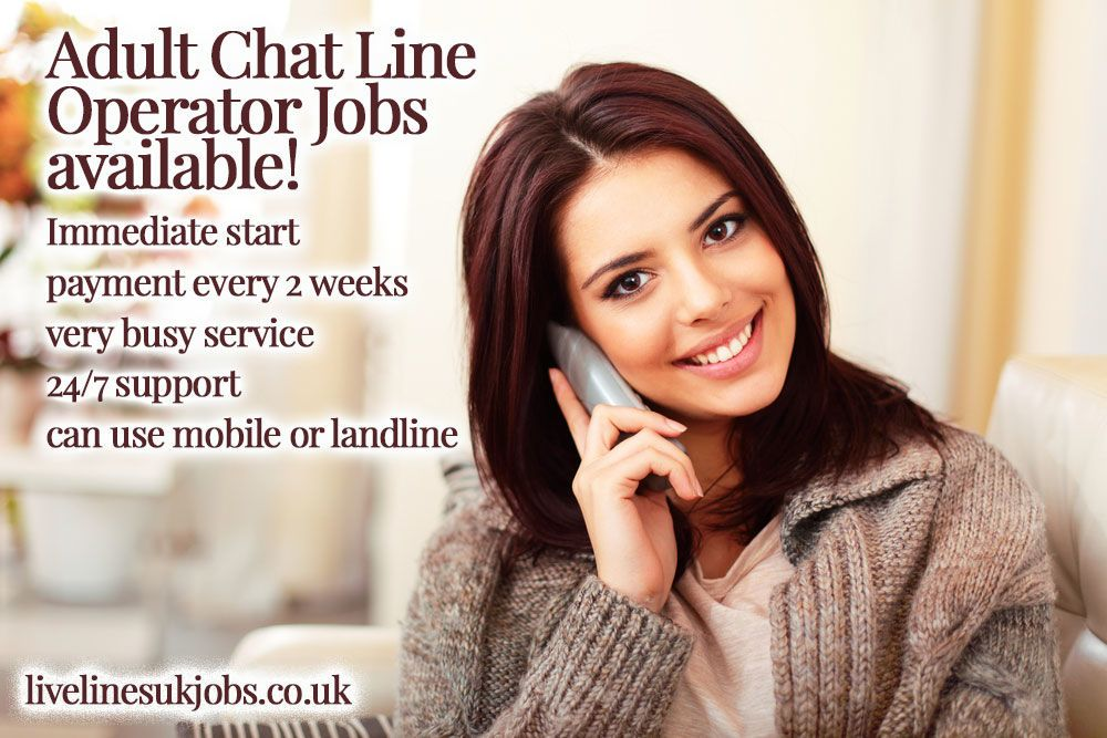 Adult phone dating lines