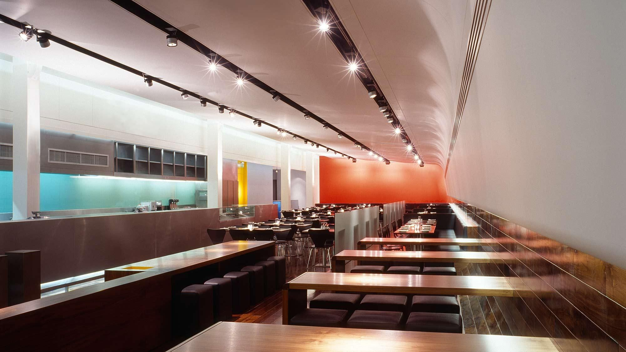 Khan Saab Project In Manchester Uk Designed By Andrew Wallace