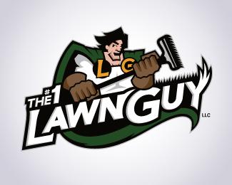 lawn maintenance logos