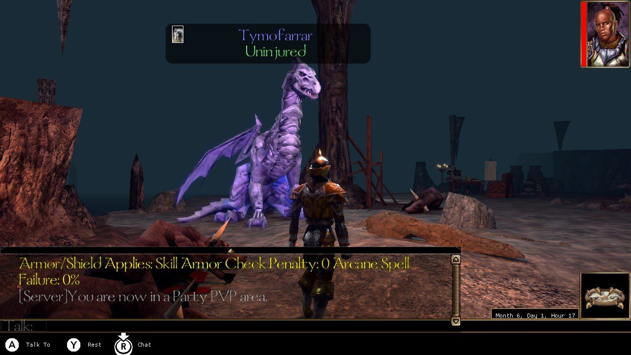 Switcharcade Round Up Neverwinter Nights Enhanced Edition Review