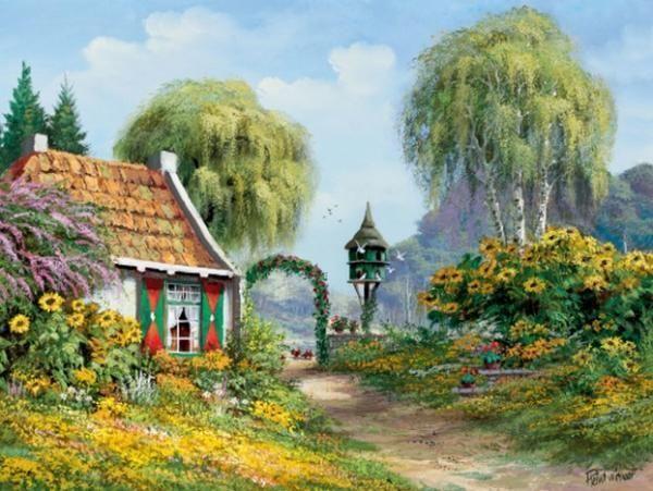 Pinturas de Reint Withaar